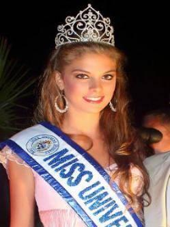 MISS URUGUAY - Micaela Orsi Jorcín