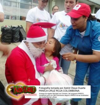 Panica Cruz Roja Colombiana 1