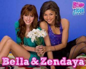 SI BELLA Y ZENDY NO PELEAN BOTH ARE THE BEST