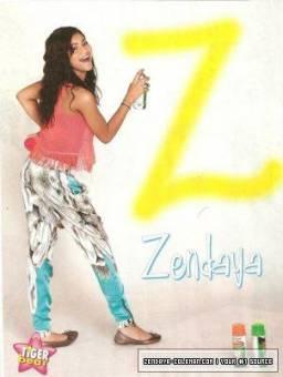 zendaya x siempre sere tu fan numero # 1