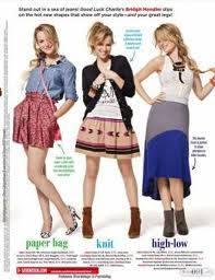 lindos tus tres vestidos