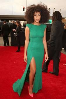 Solange Knowles.