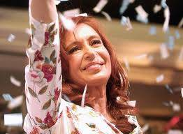 Cristina Fernandez de Kirchner (Frente Para La Victoria)
