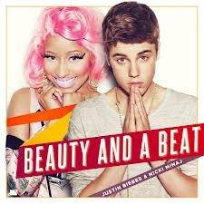 Justin bieber y nicky minaj beauty and a beat