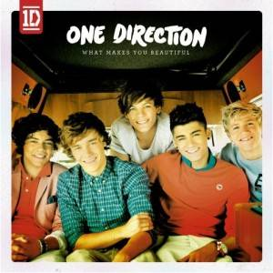 One Direction What you make beautiful
