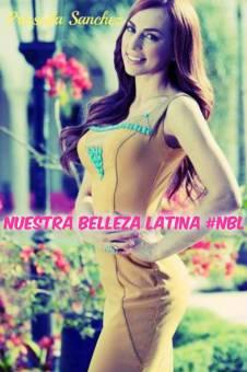Prisscila Sanchez -Mexico