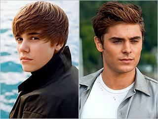 Justin Bieber Y Zac Efron
