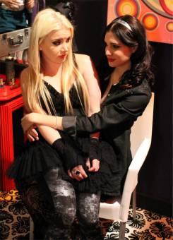 Lula y Leonora
