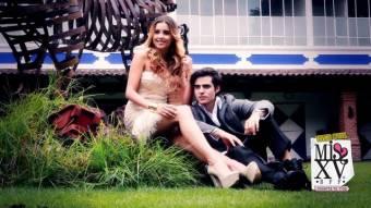 Paulina goto y Yago muñoz