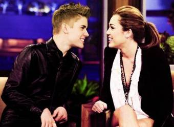 Miley Cyrus & Justin Bieber (Jiley)