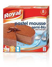 mouse chocolate