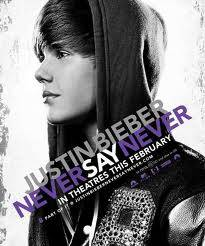justin bieber ( never say never )