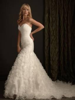 vestido de novia mas bonito