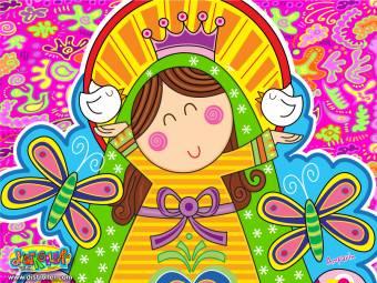 Virgencita junio