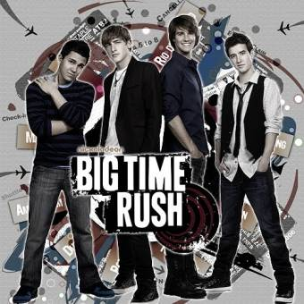 Nickelodeón - Big Time Rush.