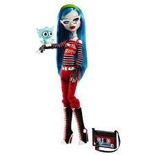 ghoulia en muñeca