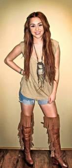 Miley Cyrus La Mejor :DD