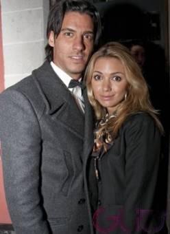 Erick Elias y Karla Guindi