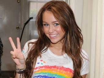 Miley la mas hermosa