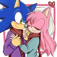 sonic y amy sonamy forever!!!!