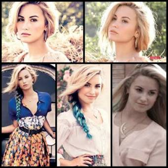 Demi Lovato revista Vogue.