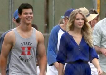 taylor y su novio