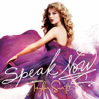 taylor swift-speak now