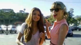 Taylor y Selena bff :D