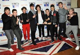One Direction y Big Time Rush