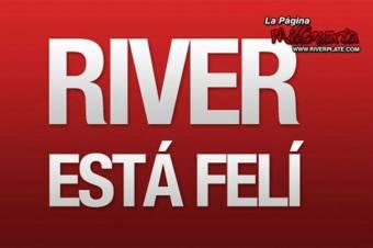 River está Felí