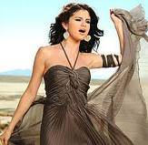 Selena gomez la  chica linda