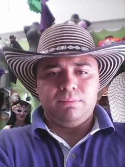 Rafael Escobar Sanchez Centro Democratico