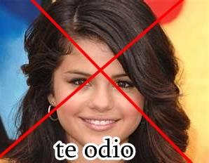 Te Odio Selena