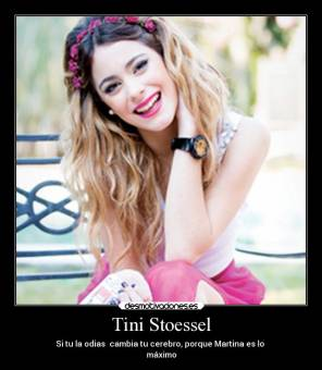 tini stossel perfeccion