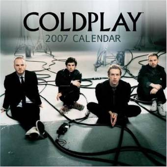 7_ Coldplay.