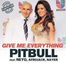 Pitbull ft akon - Give me everything
