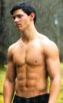 Jacob (Taylor Lautner)