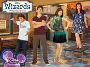 or wizards of waverly place