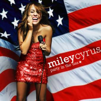 Miley Cyrus-Party in The Usa